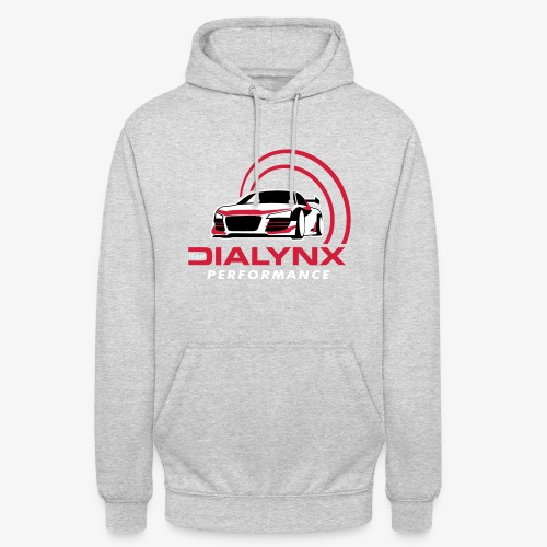 Dialynx Performance Race Team Dark Range - Unisex Hoodie