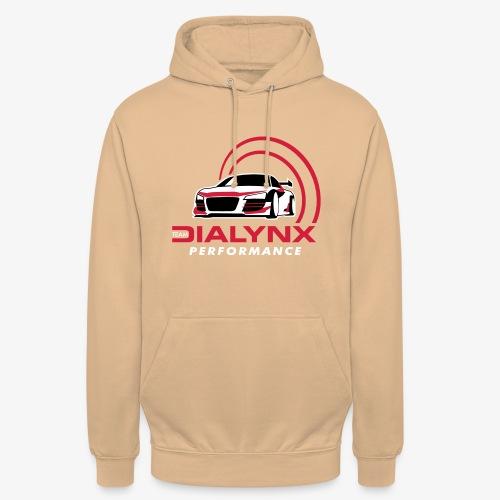 Dialynx Performance Race Team Dark Range - Unisex Hoodie