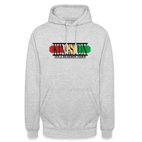 KINGSTON - Sweat-shirt à capuche unisexe