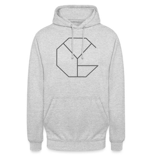 YoungGraph - Sweat-shirt à capuche unisexe