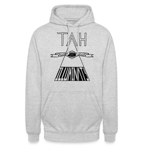 tahillu - Sweat-shirt à capuche unisexe