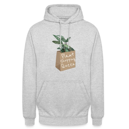 Plant Shopping Queen - Unisex Hoodie