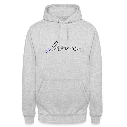 Purple Love ARMY - Unisex Hoodie