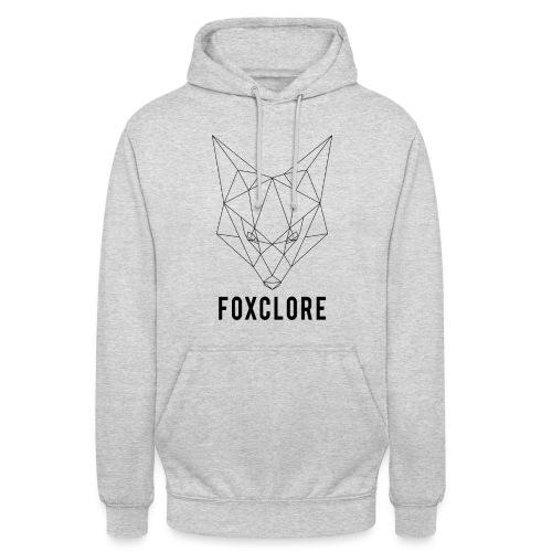 Fox - Hoodie unisex