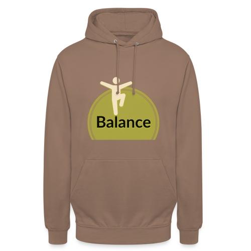 Balance citrus green - Unisex Hoodie