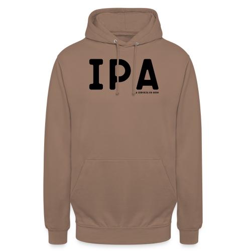 IPA - Sudadera con capucha unisex