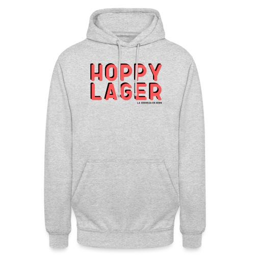 Hoppy Lager - Sudadera con capucha unisex