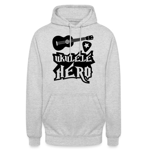 Ukelele Hero - Unisex Hoodie