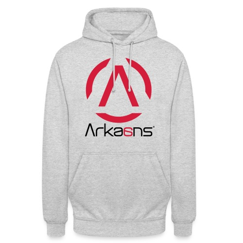 Arkaans Global - Sweat-shirt à capuche unisexe
