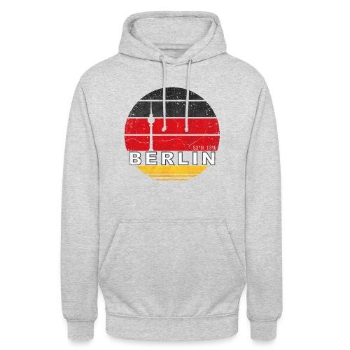 BERLIN, Germany, Deutschland - Unisex Hoodie