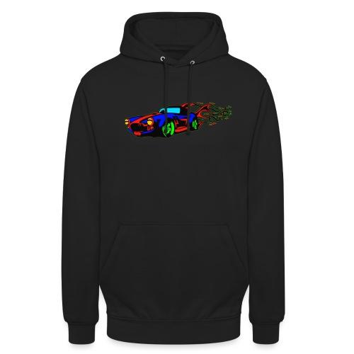 auto fahrzeug tuning - Unisex Hoodie