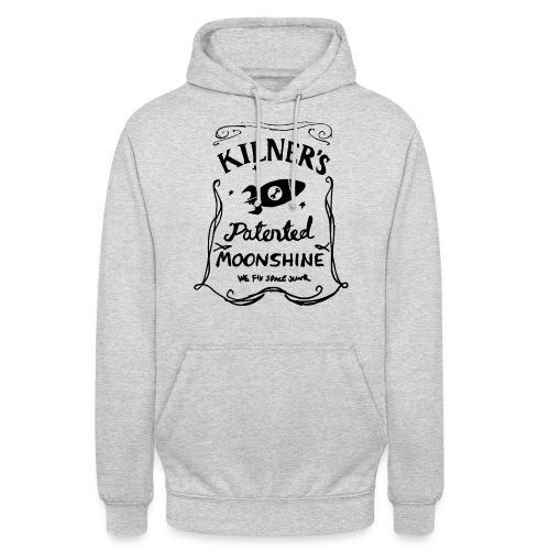 Kilner's Patented Moonshine (Black) - Unisex Hoodie