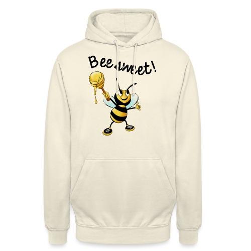 Bees7-2 Bienen sind süß   save the bees - Unisex Hoodie