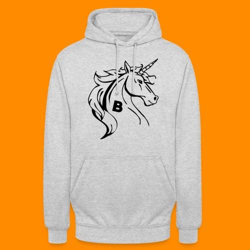 the biodusty unicorn mousepad - Hoodie unisex