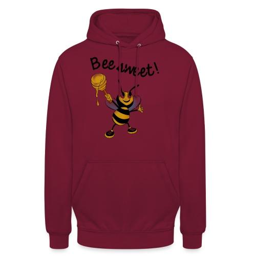 Bees7-2 Bienen sind süß | save the bees - Unisex Hoodie