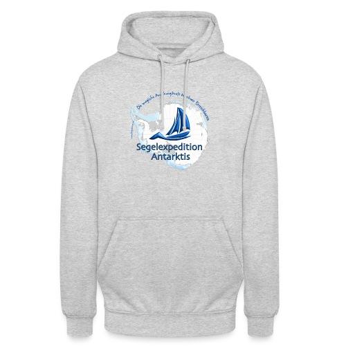 segelexpedition antarktis3 - Unisex Hoodie
