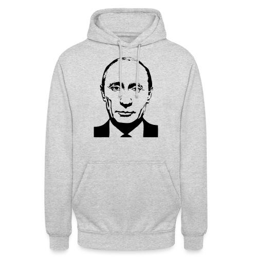 Putin Stencil - Unisex Hoodie
