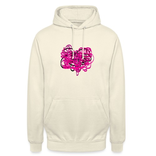 delicious pink - Unisex Hoodie