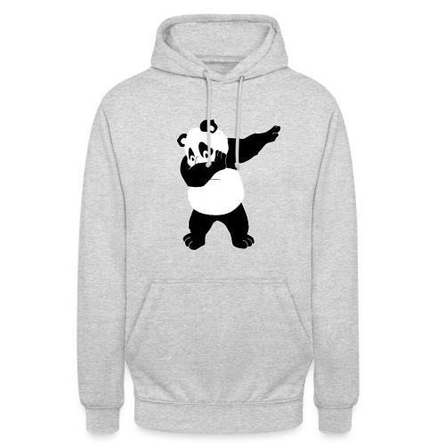 Dabbing Panda Bär - Unisex Hoodie