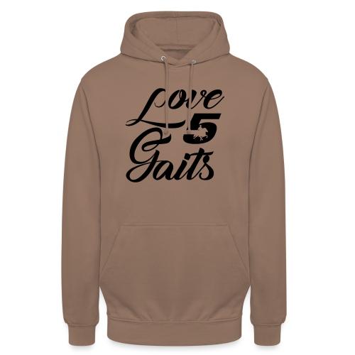 Love 5Gaits - Unisex Hoodie