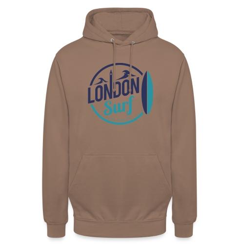 London Surf Classic Logo - Unisex Hoodie