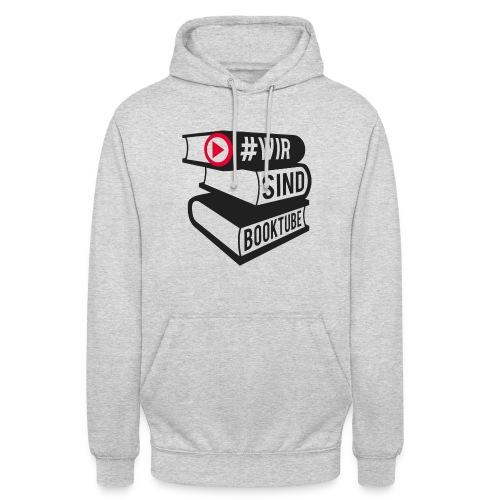 #wirsindbooktube Logo - Unisex Hoodie