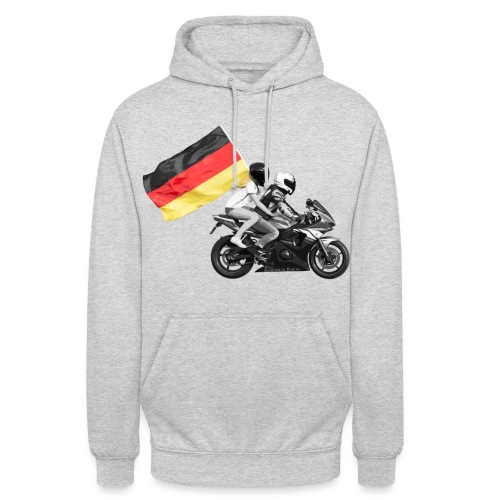 Deutschland test - Unisex Hoodie