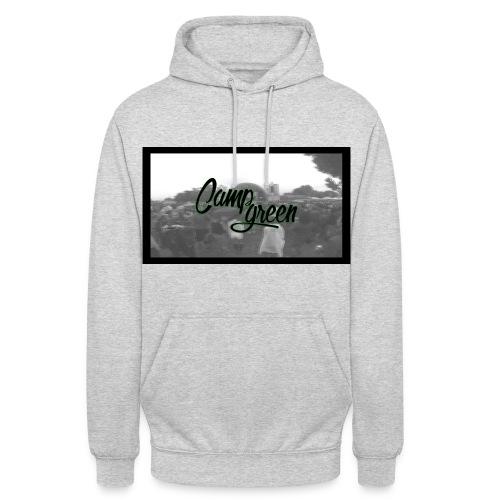 CampGreen Skyline - Unisex Hoodie