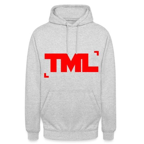 TML RED - Unisex Hoodie