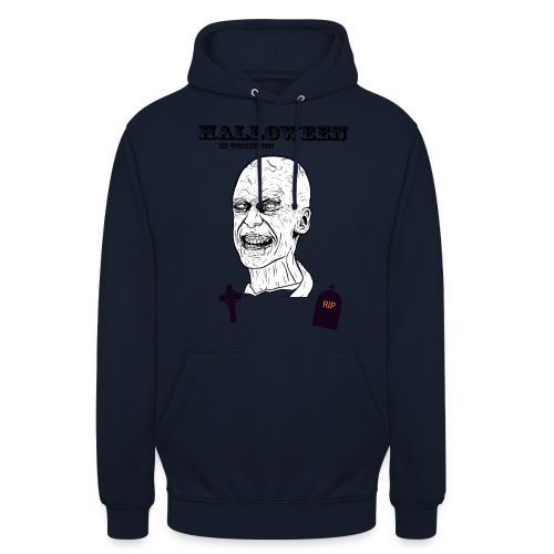Haloween 2018 - Sweat-shirt à capuche unisexe