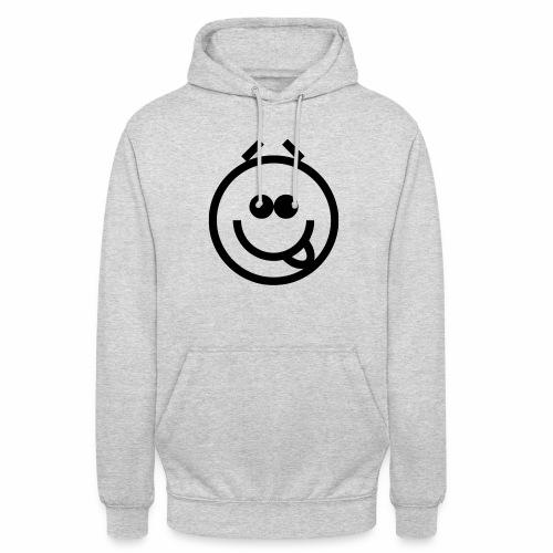 EMOJI 20 - Sweat-shirt à capuche unisexe