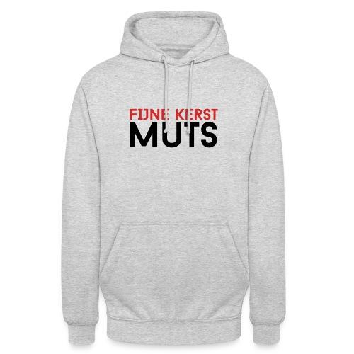 Fijne Kerst Muts - Hoodie unisex