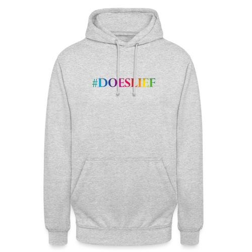 DOESLIEF colors - Hoodie unisex