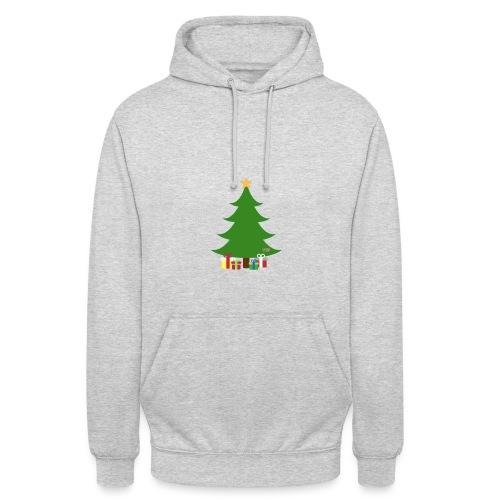 Christmas VHP - Hættetrøje unisex