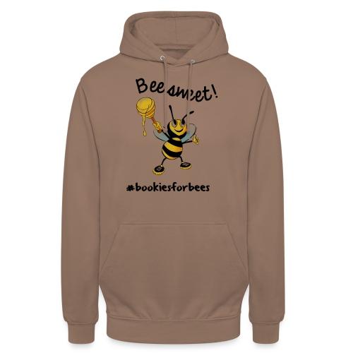Bees7-1 Bienen sind süß | save the bees - Unisex Hoodie