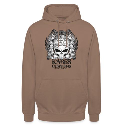 Kabes Tiptoe T-Shirt - Unisex Hoodie