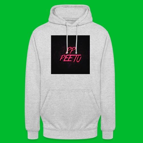 "Ppppeetu logo - Huppari ""unisex"""