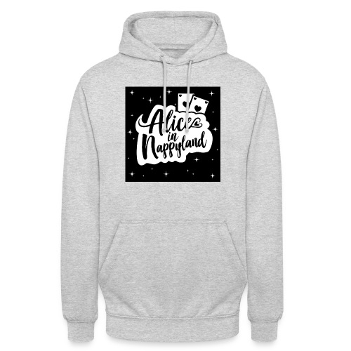 Alice in Nappyland 1 - Unisex Hoodie