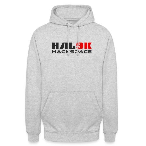 hal9k-hackspace - Hættetrøje unisex