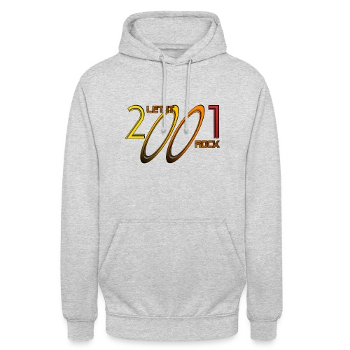 Let it Rock 2001 - Unisex Hoodie