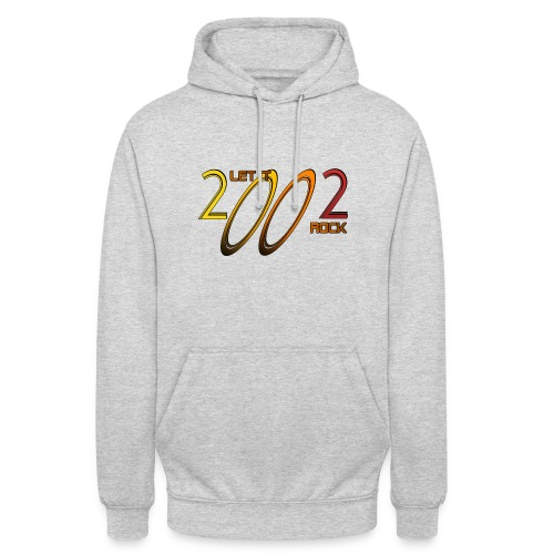 Let it Rock 2002 - Unisex Hoodie