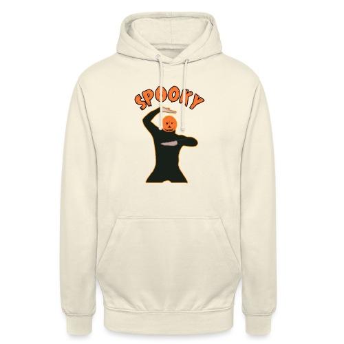 The Spooky Spooktober Pumpkin Dance Meme - Unisex Hoodie