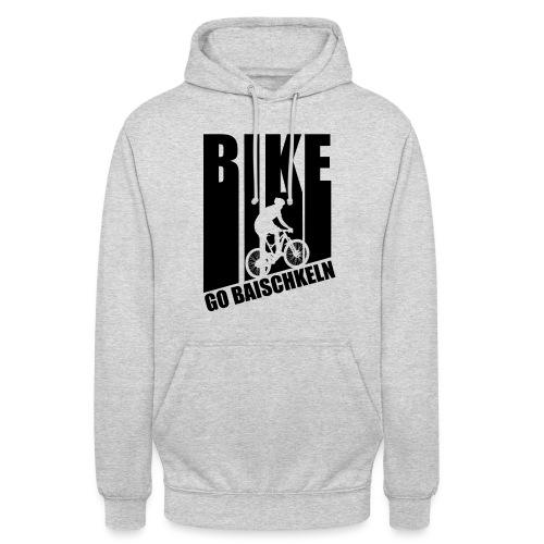 Go Biking Mountainbike MTB Downhill Evolution fun - Unisex Hoodie