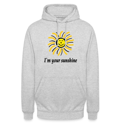 2i m youre sunshine Gelb Top - Unisex Hoodie