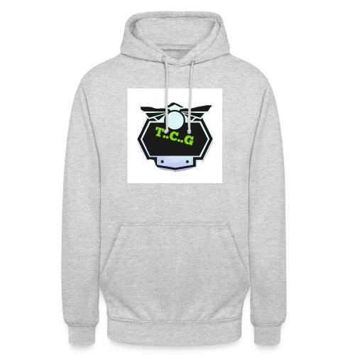 Cool gamer logo - Unisex Hoodie