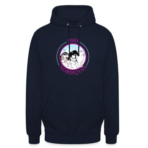 1001 Nordiques - Sweat-shirt à capuche unisexe