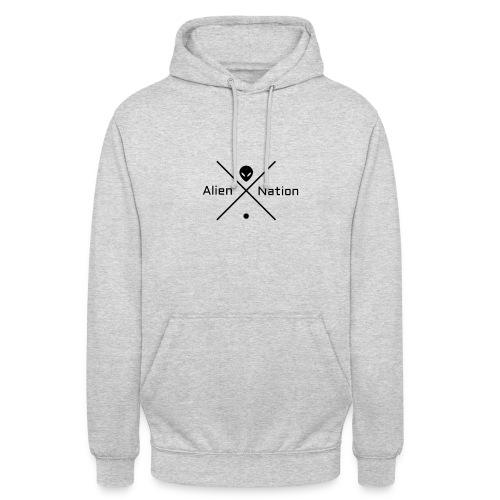 Alien Nation - Sweat-shirt à capuche unisexe