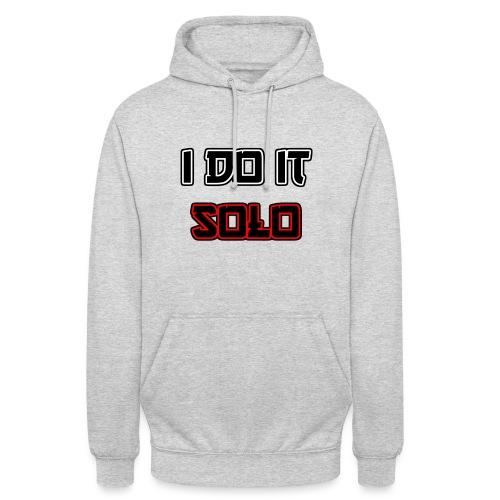 I Do It Solo - Unisex Hoodie