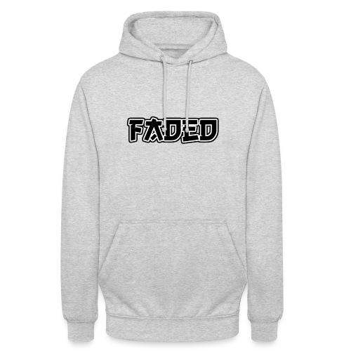 Faded - Unisex Hoodie