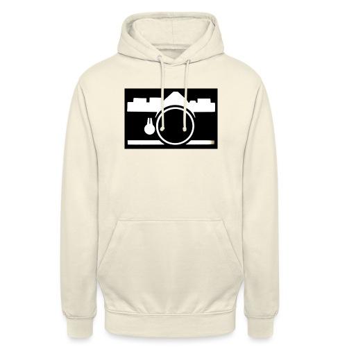 Vintage Camera - Felpa con cappuccio unisex